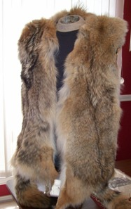 Elkhorn Trading Company Leather Amp Fur Apparel Coyote